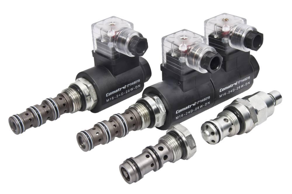 Cartridges valves