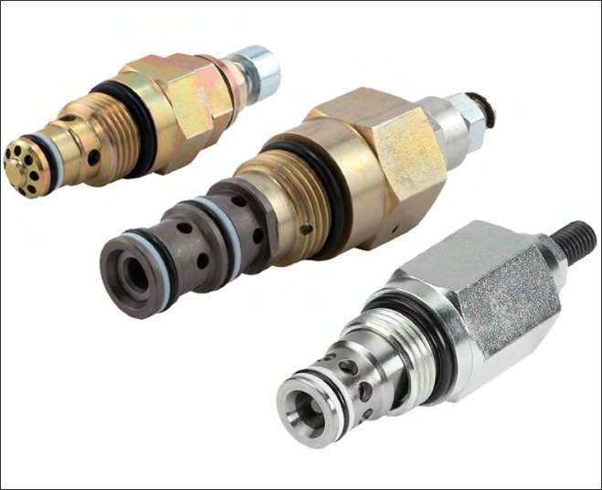 Relief Valves - Comatrol
