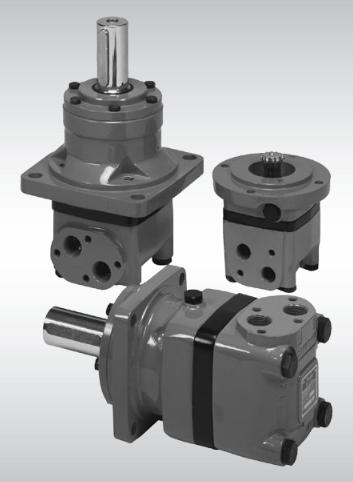 Danfoss - Hydraulic Motors OMS OMT & OMV