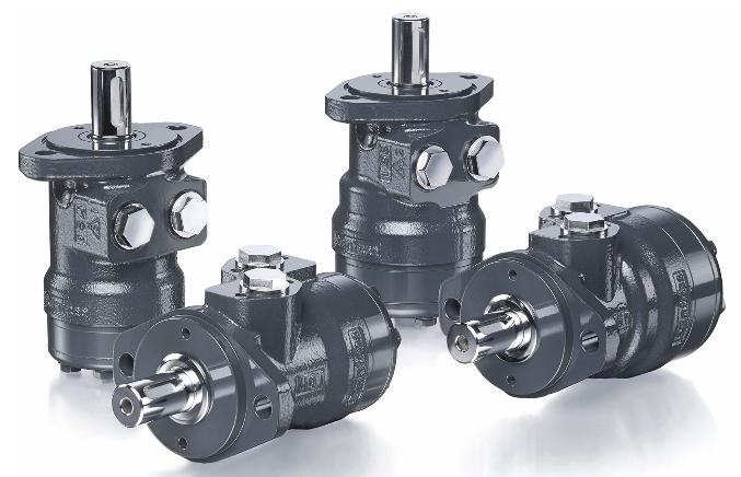 Danfoss - Hydraulic Motors Type OMP X and OMR X
