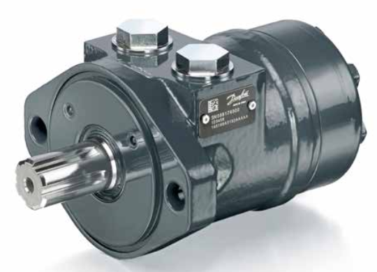 Danfoss - Hydraulic Motors Type WD, WP and WR
