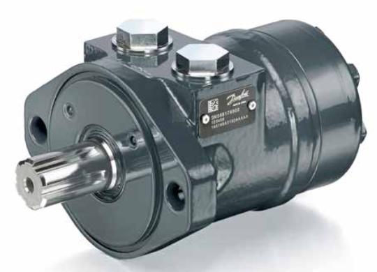 Danfoss - Hydraulic Motors Type WD, WP and WR