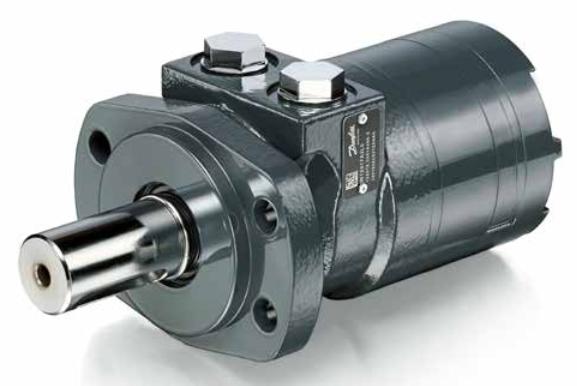 Danfoss - Hydraulic Motors Type WG