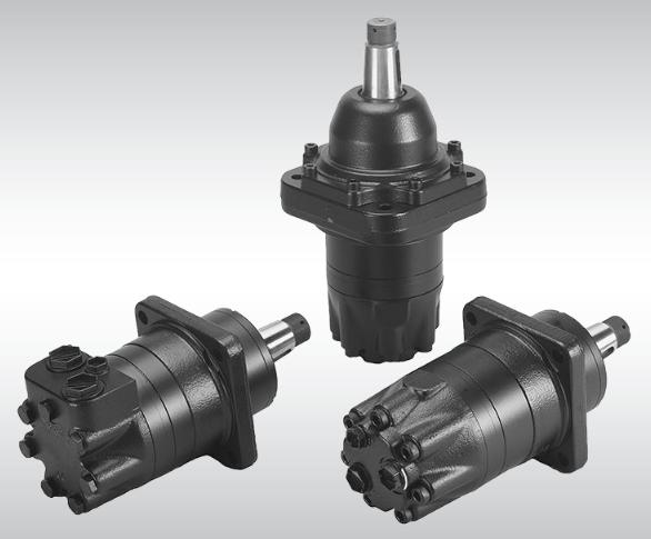 Danfoss - Hydraulic Motors TMK TMKW TMK FL