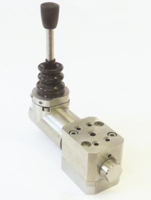 4-3 Manual valve V 06 17