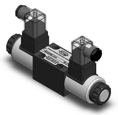 4DE06 Solenoid Optd D C Valve