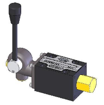 4DL06 Manually Optd. D.C. Valve