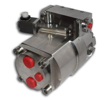 Axial Piston Water Pump - Full Range V 06 17