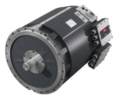 Electric Machine-PMI375-T1100
