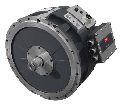 Electric Machine-PMI375-T200