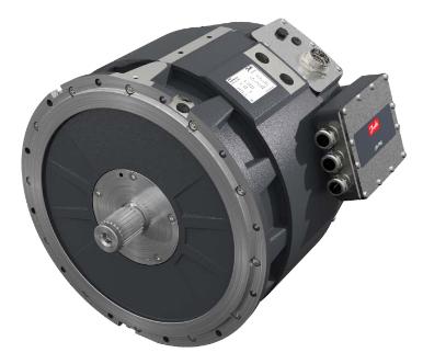 Electric Machine-PMI375-T500