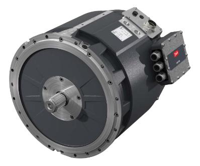Electric Machine-PMI375-T800
