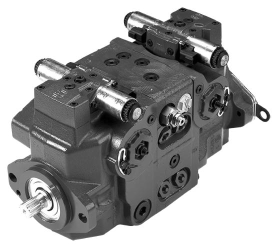 H1 Axial Piston Tandem Pumps