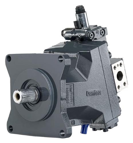 axial piston pumpsH1B Bent Axis Motors
