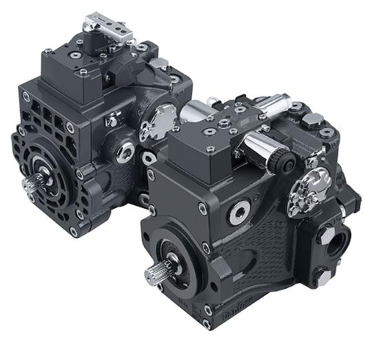 MP1 Axial Piston Pumps