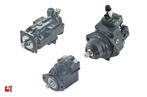danfoss power solutions1Axial Piston Motors