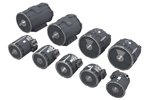 danfoss power solutions2Electric Machine (motors)
