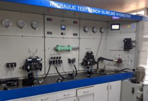 Maintenance Test Bench