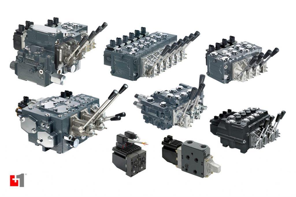 danfoss power solutions5PVG Proportional Valves